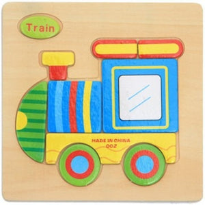 Baby Learning Puzzle Offer