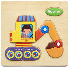 Load image into Gallery viewer, Baby Learning Puzzle Offer