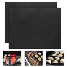 Load image into Gallery viewer, The Miracle BBQ Grilling Mat (2 pcs)