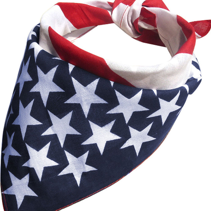Honor Fallen Heroes American Bandana - $1 given to assist families of fallen heroes