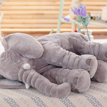 Load image into Gallery viewer, Soft  Elephant  Pillow