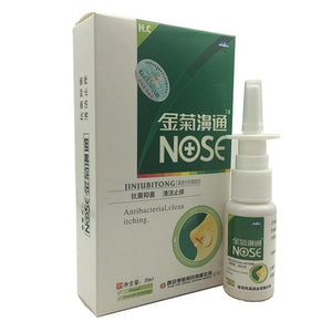 Chinese Traditional Medical Herb Nasal Spray Offer