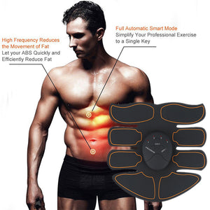 ABS Stimulator & Muscle Toner
