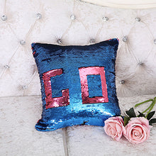 Load image into Gallery viewer, Magic Sequins Pillow