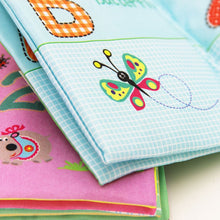 Load image into Gallery viewer, Baby Fabric Cloth Book Collection (Infant-36 months) Offer