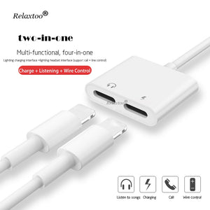 Dual split iphone Adapter