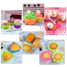 Load image into Gallery viewer, Silicone Muffin Cups Offer