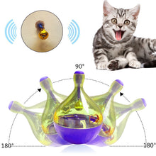 Load image into Gallery viewer, Cat Food Feeders Interactive Ball Play Offer