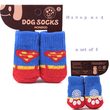 Load image into Gallery viewer, 4Pcs Pet Dogs Socks Offer