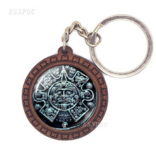 Load image into Gallery viewer, Aztec Mexican Key Chain Offer