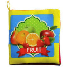 Load image into Gallery viewer, Fruit Style Baby Book for Toddlers Offer