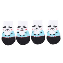 Load image into Gallery viewer, Cat Shoes Slippers Non-Slip Socks Offer