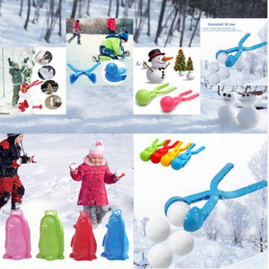Magic Snow Ball Maker Offer