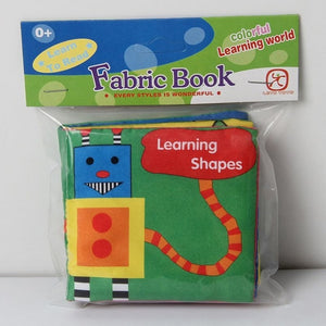Plush Educational Baby Book Offer