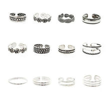 Load image into Gallery viewer, Vintage Foot Ring Set Offer