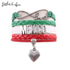 Infinity Love MEXICO  Wrap Bracelet Offer