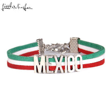 Load image into Gallery viewer, Infinity Love MEXICO  Wrap Bracelet Offer