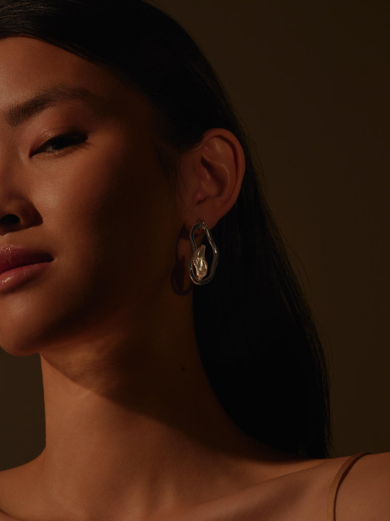 Ayame earrings