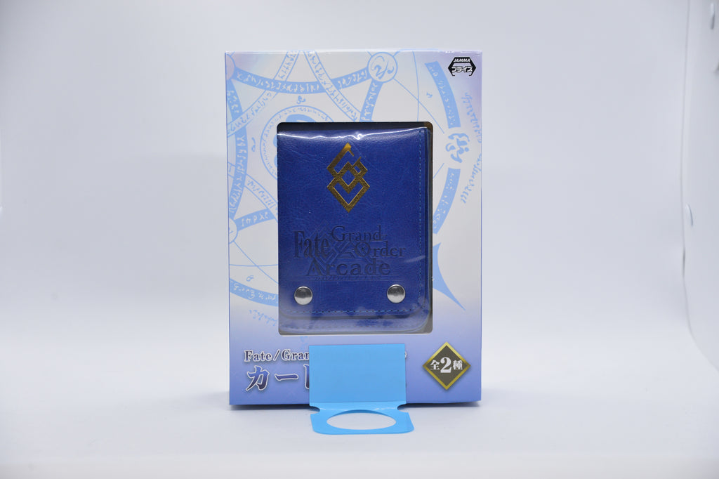 Small Fate Card Wallet Blue