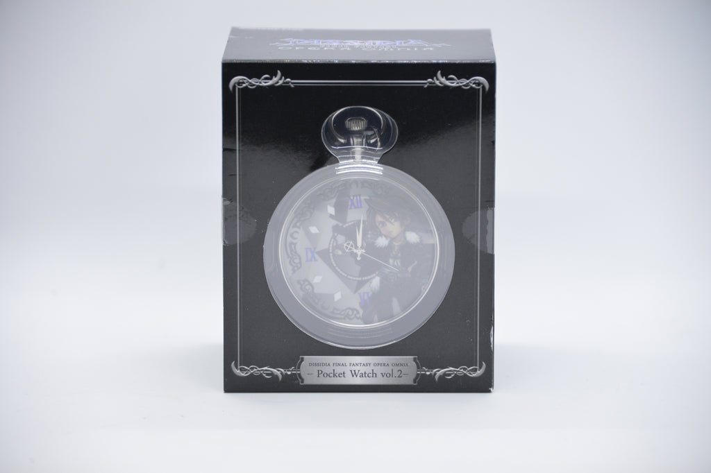 Final Fantasy Dissidia Opera Omnia Squall Pocket Watch Vol 2 Taito