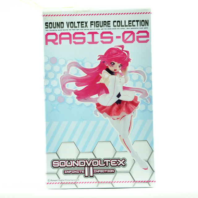 Sound Voltex X Infinite Infection II - Figurine Collection - Rasis-02