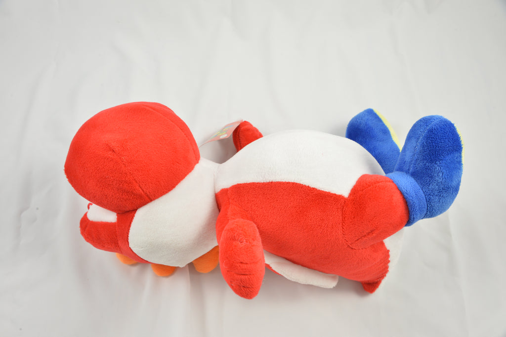 "Nintendo Official Super Mario Bros. - Red Yoshi Plush (17"")"