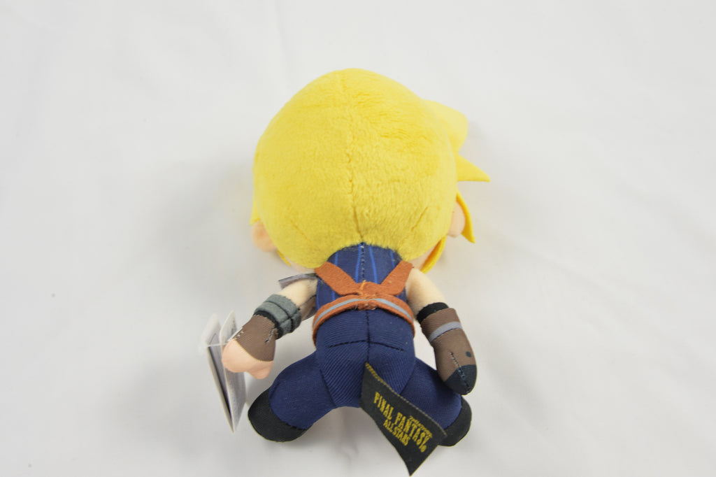 Final Fantasy Dissidia All Star Carnival - Cloud Plush