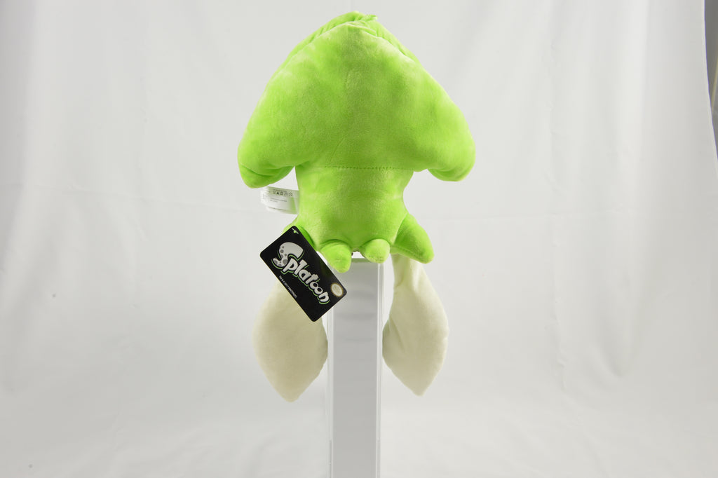 "Official Nintendo Splatoon - Green Squid Large Plush (16"")"
