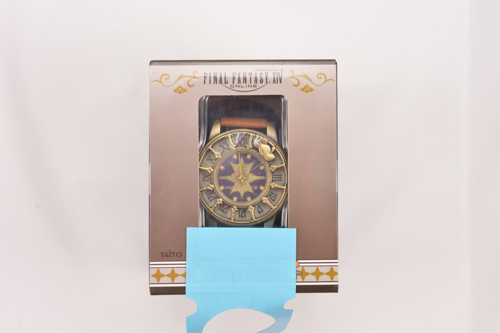 Exclusive TAITO Final Fantasy XIV 14 Wrist Watch