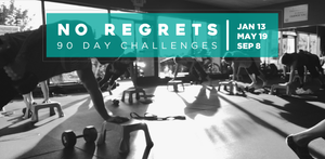 NO REGRETS Challenge 14