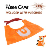 Set of 7 Animoodles + Free Hero Cape + Free Shipping