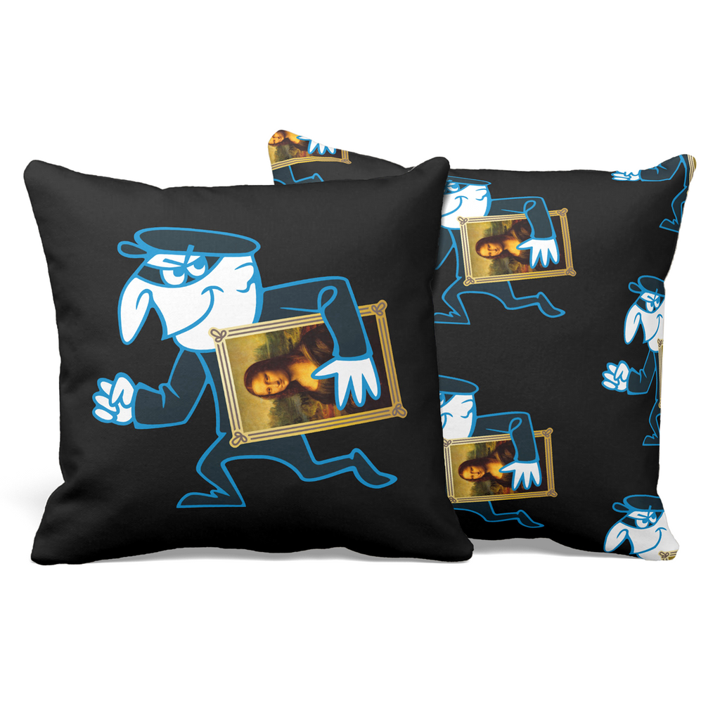 Art Thief Pillow