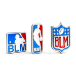 BLM pin set I