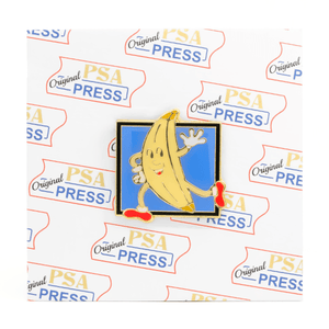 Banana Stand (Arrested Development) enamel pin