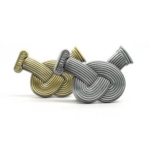 Column Knot molded pin