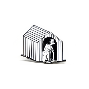 David Shrigley pin set