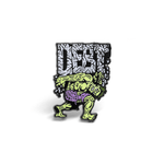 Hulking Debt enamel pin