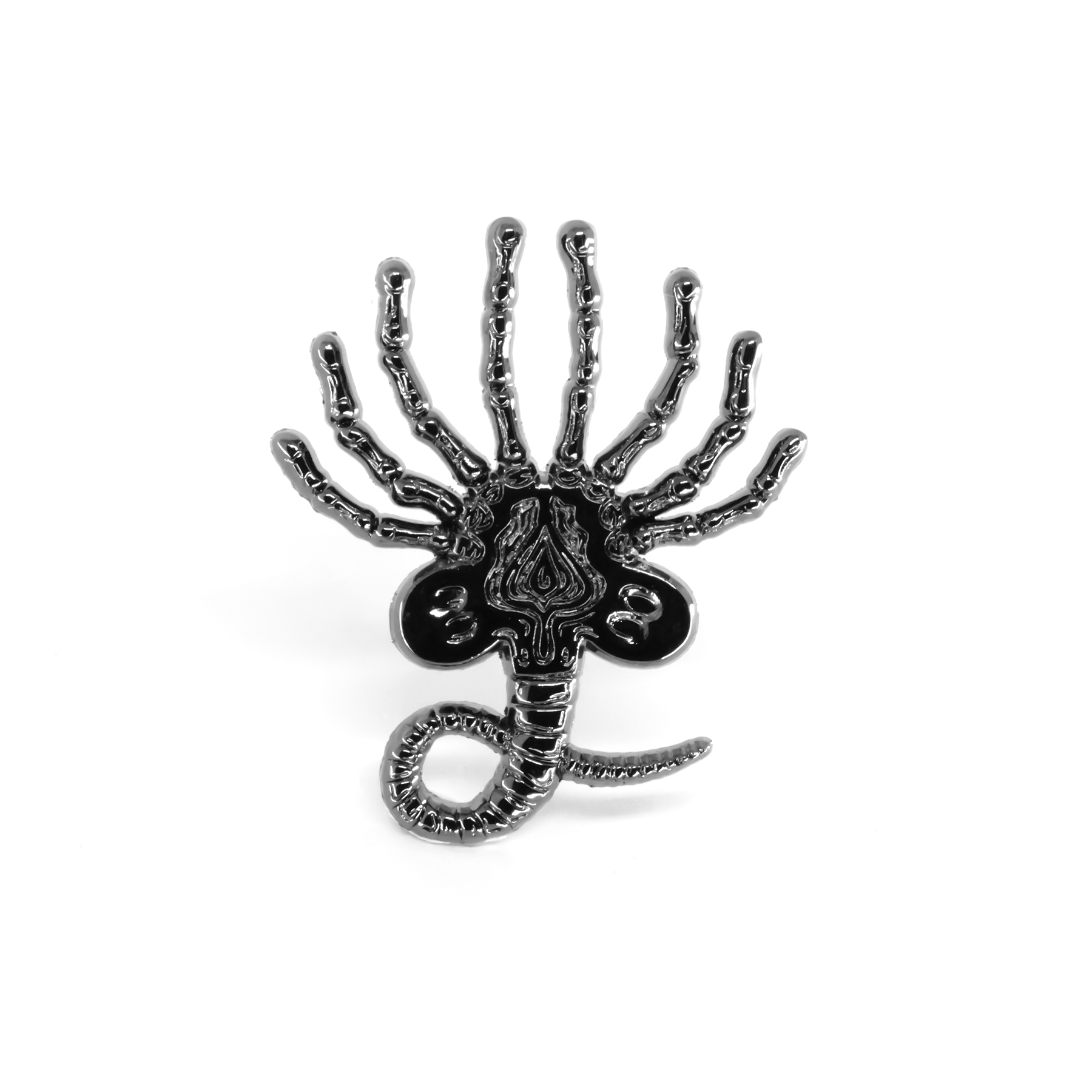 Facehugger (XX121) molded pin