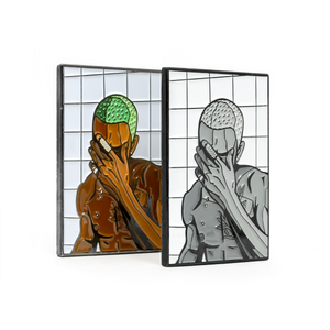 Frank Ocean Bw Edition Enamel Pin Psa Press