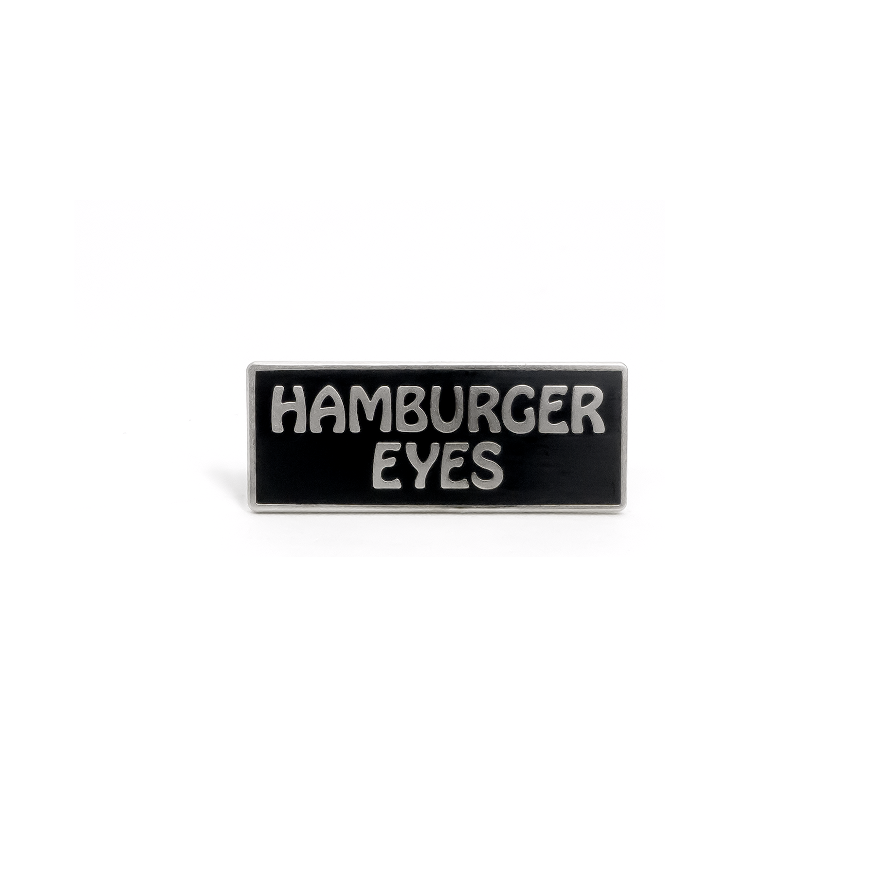 Hamburger Eyes pin set