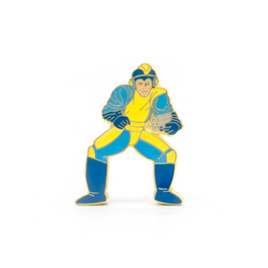 Mega Man enamel pin