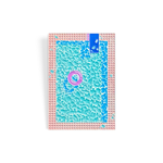 Pool enamel pin