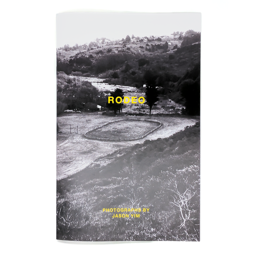 Rodeo zine by Jason Yim