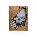 Skeleton Ripper molded pin