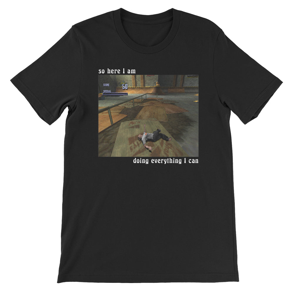 "Tony Hawk ""Superman"" T-Shirt"
