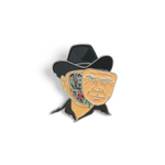 WESTWORLD enamel pin