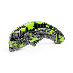 Xenomorph (acid blood splatter) molded pin