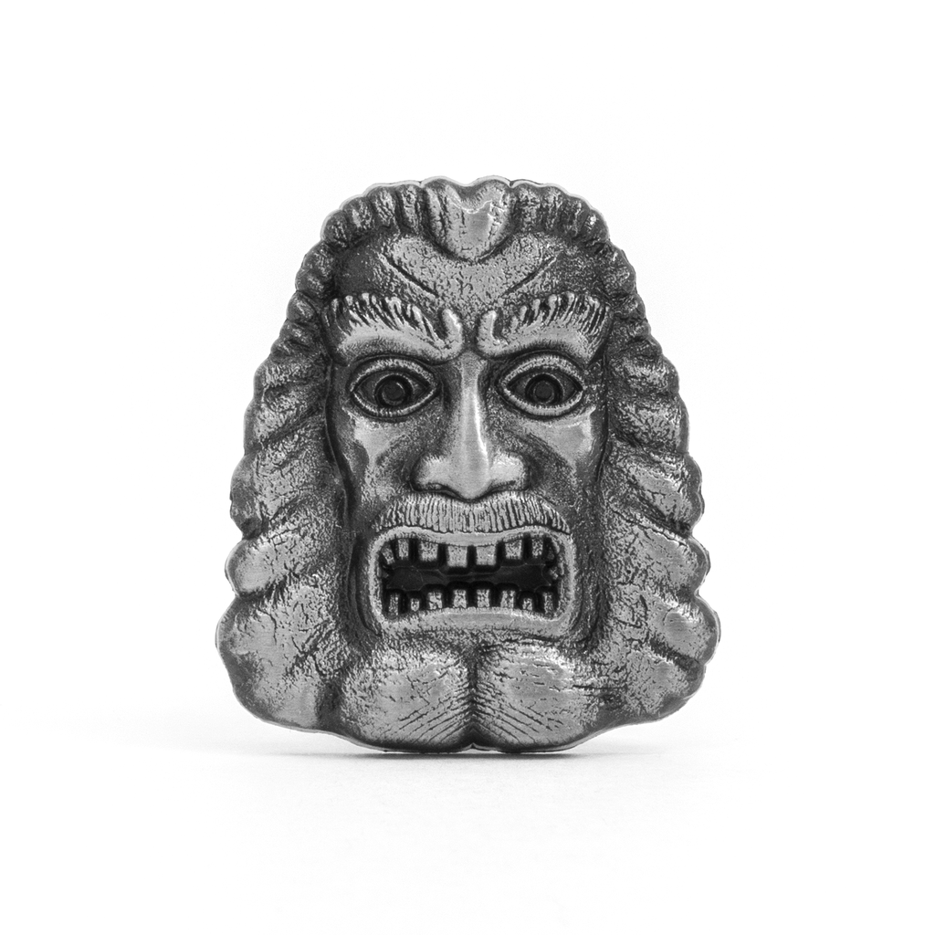 Zardoz molded pin
