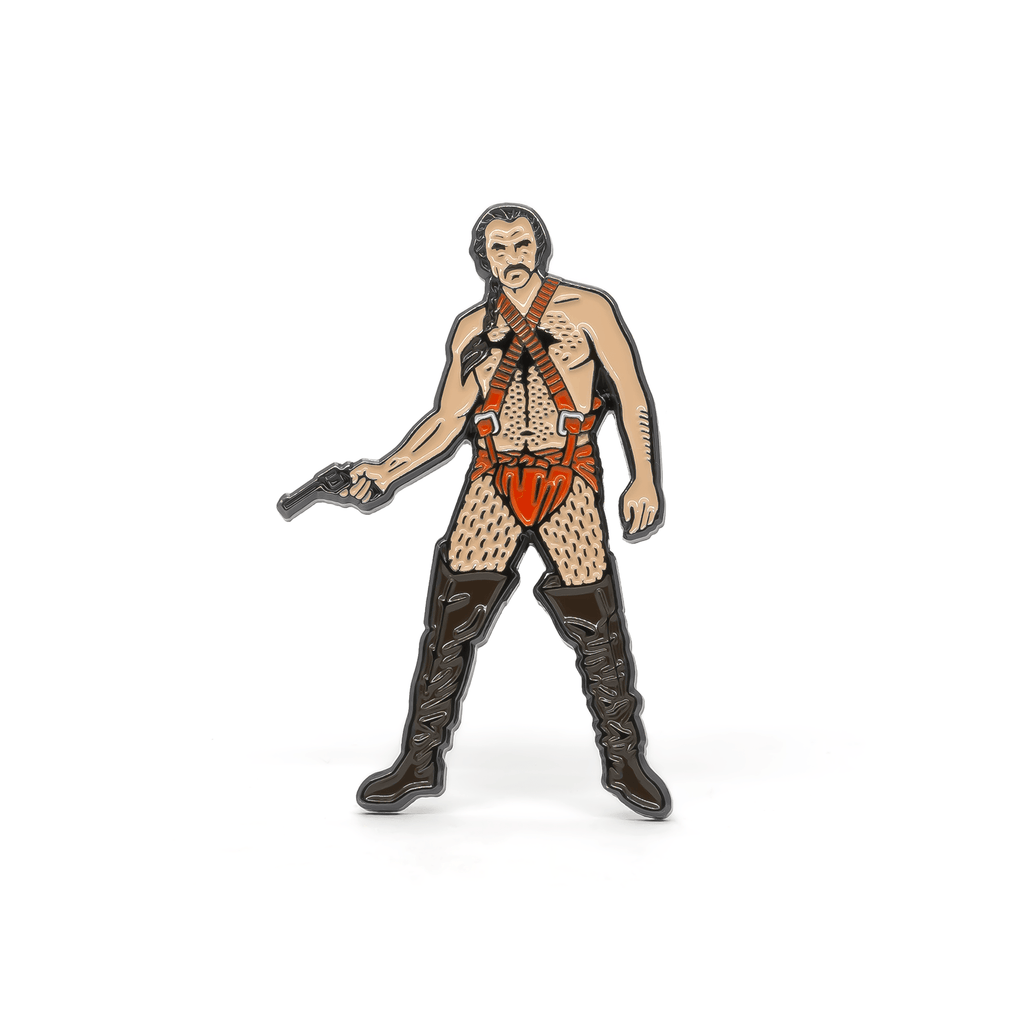 Sean Connery (Zardoz) enamel pin