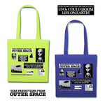 Conspiracy Bag and Sticker set